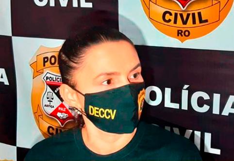 DELEGADA LEISALOMA RECEBE DIPLOMA DE RECONHECIMENTO E DESTAQUE 2020 PELO TRABALHO NA DELEGACIA DE HOMICÍDIOS DA CAPITAL.